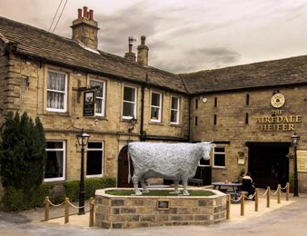 The Airedale Hiefer, Sandbeds, Keighley