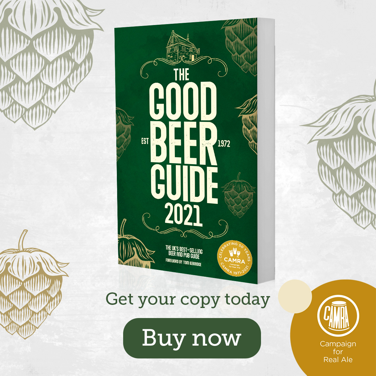 The CAMRA Good Beer Guide 2021 buy now
