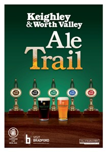 Keighley Ale Trail cover
