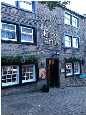 The Kings Arms, Haworth