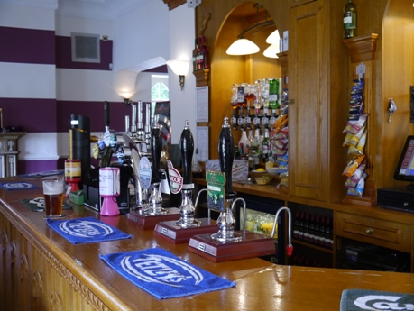 The Tarn House Country Inn, Skipton, Keighley and Craven CAMRA Improved Pub award September 2014
